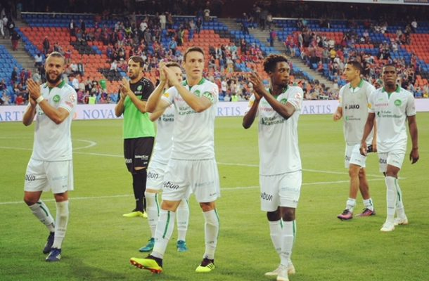 St Gallen midfielder Majeed Ashimeru excels on Swiss Super League debut