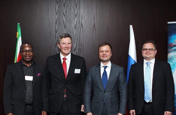 Rosatom partners South Africa to fight cancer