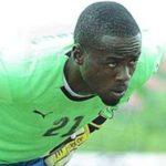 Shake-up: Goalkeeper Joseph Addo stripped of Aduana Stars captaincy