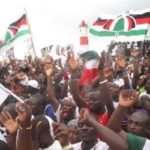NDC protest Charlotte Osei's removal at NPP congress