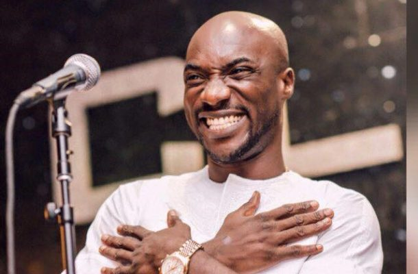 I release stress with sex - Kwabena Kwabena reveals