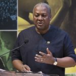 Ex-Ghana leader Mahama 'attacks' US government over climate change
