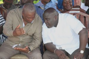 Mahama conceded defeat 'without any persuasion'- Julius Debrah