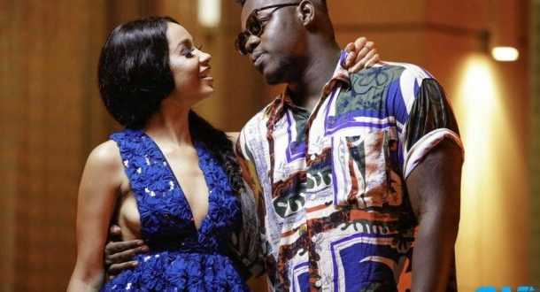 Were you expecting Medikal and Derby to get married? - Okyeame Kwame quizzes Presenter