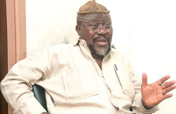Why should you 'throw out' Afoko and replace him with an 'alien'? - Nyaho-Tamakloe to NPP