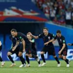 Croatia beat Russia on penalties