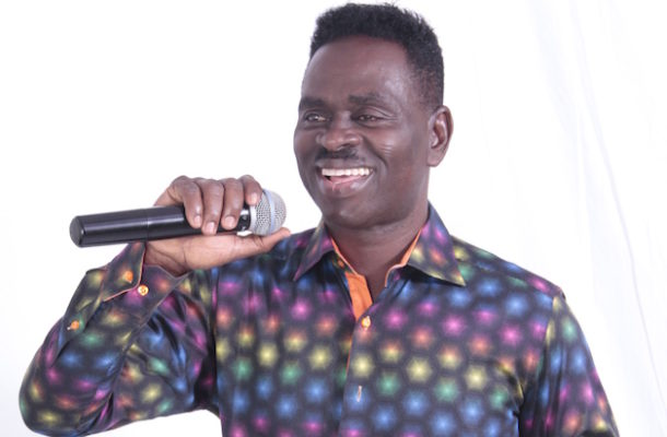 Gospel musician, Yaw Sarpong cries for help after accident