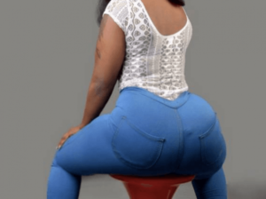 SHOCKING VIDEO: Congolese women are making their buttocks bigger by anally injecting seasoning cubes