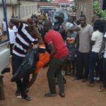 Policeman who mistakenly shot bullion driver arrested