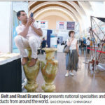 Ghana's wood carving industry features in China's Belt & Road Brand Expo 2018
