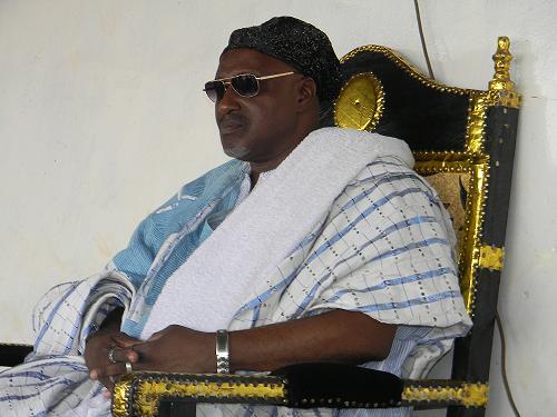 Late Tamale Chief Naa Dakpema Dawuni Alhassan laid to rest