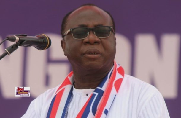 Freddy Blay Scatters Akufo Addo's Fence Mending Strategy in Volta
