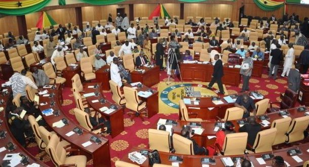 Ghanaian communities with sex organ names causes humour in Parliament