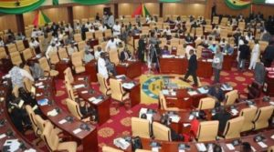 VIDEO: Parliament goes 'wild' over sexually suggestive community names