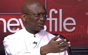 VIDEO: Which law bares EC from compiling new register? - Kweku Baako quizzes