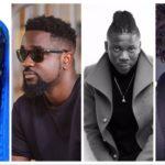 Sarkodie, Stonebwoy, Ebony, Shatta Wale, Others reign supreme at 2018 Ghana Entertainment Awards USA