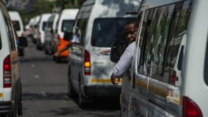 Gunmen in South Africa kill 11 taxi drivers
