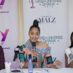 PHOTOS: Menaye Donkor-Muntari launches 2018 Miss Universe Ghana