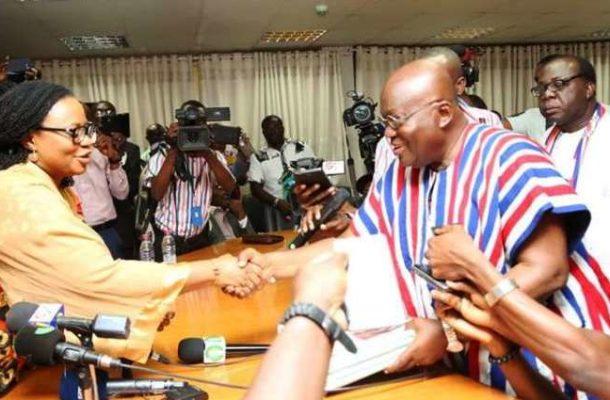 EC saga: Critics can't stop me from working – Akufo-Addo