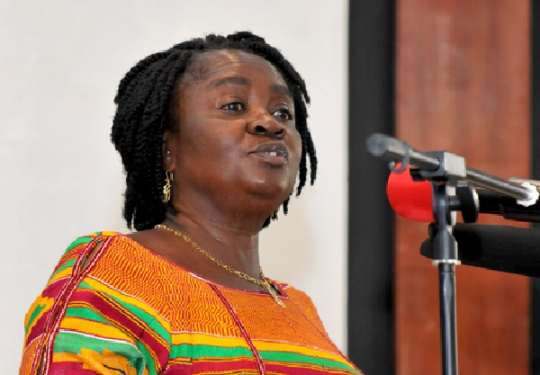 Double track system may leave students rusty – Prof Jane Naana Opoku Agyeman warns govt