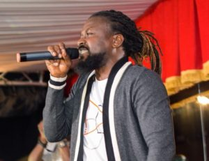 VIDEO: Samini performs at NPP's statue-unveiling event held at Dansoman