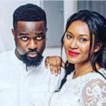LEAKED: Sarkodie and Tracy's wedding invitation pop up
