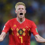Belgium beat Brazil to reach semi final