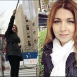 Iranian woman sentenced to 20 years in prison for removing her headscarf in protest