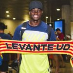 VIDEO: Raphael Dwamena joins Levante squad for first training session