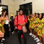 'Centurion' Thomas Partey honored with a plaque on Atletico Madrid's Walk of Legends