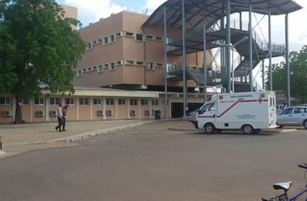 Tamale Teaching hospital staff on strike after attack; patients lives in danger