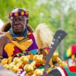 Conti, Katanga involve Asantehene Otumfuo Osei Tutu in mixed hall conversion saga