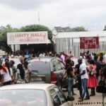 KNUST: Heavy security as Conti, Katanga receive female students