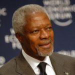 Kofi Annan earns traditional burial rite typical of Asante Kings
