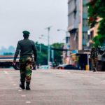 Zimbabwe election: Shops shut in Harare as army patrols