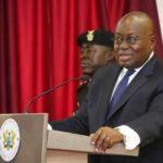 President Akufo-Addo asks churches to preach against galamsey