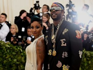 PHOTOS: Rapper 2 Chainz marries his longtime girlfriend Kesha Ward in star-studded Miami wedding