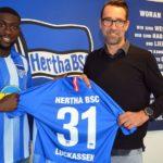 Ghanaian defender Derrick Luckassen joins Hertha BSC on loan