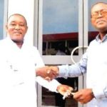GBA opens new office at Bukom Boxing Arena