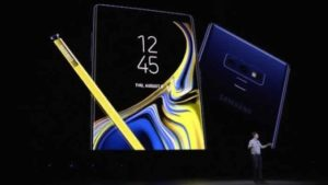 Samsung Galaxy Note 9 alerts users to bad photos
