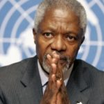 African football legends mourn loss of ex-UN chief Kofi Annan