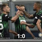 Boateng proud of Sassuolo teammates after shock victory over Inter in Serie A
