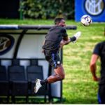 Inter Milan handed massive boost as Kwadwo Asamoah returns to training ahead of Serie A opener