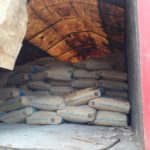 Tax evasion: 8000 cartons of sardines turn into cement bags