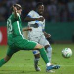 Ghana full-back Baba Rahman feeling '100%' fit