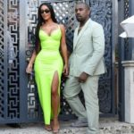 Kanye West Is Subject To Ridicule As He Sports Bathroom Slippers To 2 Chainz's Wedding