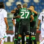 Late Kevin-Prince Boateng penalty rescues draw for Sassuolo at Cagliari