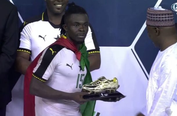 Tunisian side Club Africain close to signing former Berekum Chelsea marksman Stephen Sarfo