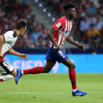 Partey marks 100th Atlético Madrid appearance in Rayo Vallecano win