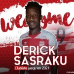 Aduana Stars striker Derrick Sasraku joins Club Africain on three year deal